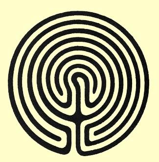 labirinto di cnosso per consulenza e psicoterapia